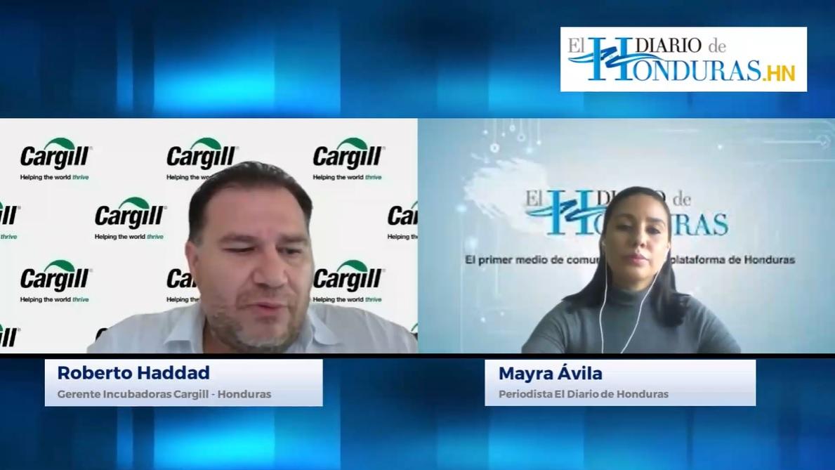 Cargill Honduras y la producción sostenible, entrevista con el Ing. Roberto Haddad