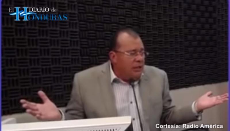 Renato Álvarez habla sobre Tony Hernández y el futuro del Presidente JOH